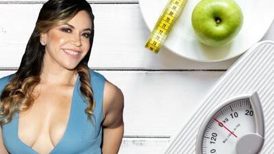 Jacqie Rivera tiene menos de un mes para deshacerse de 13 libras (y no esconde el por qué)