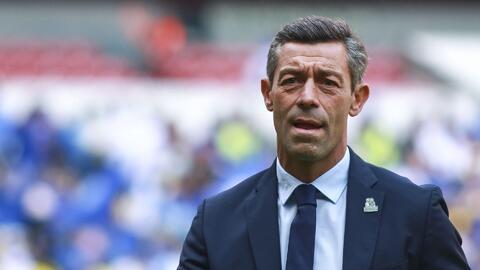 Pedro Caixinha se fue insatisfecho con la goleada