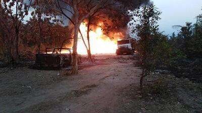 Nueva explosión de un ducto en México por el robo de combustible