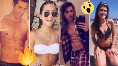 Hijos de famosos de telenovela que son igual de guapos que sus padres