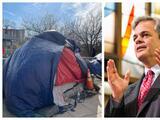 Alcalde de Austin reacciona a resultados sobre la Propuesta B, que prohibiría a indigentes acampar en la ciudad