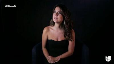 Alejandra is the woman who loved 'El Chapo' when he was nobody