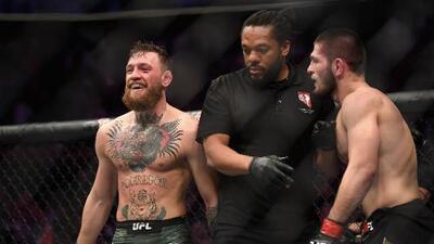Conor McGregor ya quiere la revancha ante Nurmagomedov