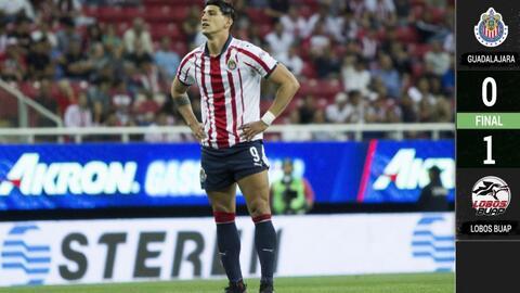 Chivas 0-1 Lobos BUAP - RESUMEN Y GOL – Clausura 2019 – Jornada 13 - Liga MX
