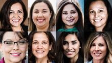 These Latina candidates are seeking to break the 'glass ceiling' in their state on Nov. 3