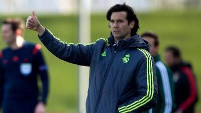 Los números de Santiago Solari con el Real Madrid B