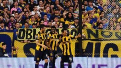 Rosario Central 3-3 Defensa y Justicia: Rosario Central alcanza a San Lorenzo