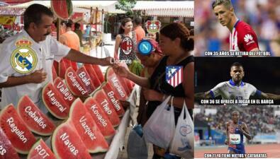 Memelogía   Las burlas a Real Madrid y a la realidad en el mercado de fichajes de Europa