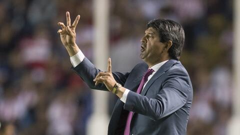 José Cardozo ya le tendría reemplazo a Alan Pulido y así formaría ante Pumas