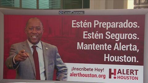 Houston lanza campaña para preparar a la comunidad sobre la temporada de huracanes