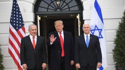 Trump rompe con la diplomacia internacional y reconoce los Altos del Golán como parte de Israel