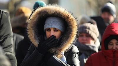 Estos datos curiosos e imágenes impactantes demuestran que el fin de año está siendo mucho más frío de lo normal