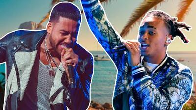 Sorprende a Romeo Santos el éxito del dueto que grabó con Ozuna