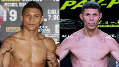 Zanfer exige pelea entre 'Rocky' Martínez y 'Alacrán' Berchelt