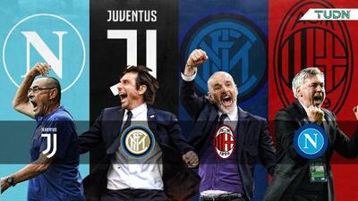 Pioli completa el rompecabezas de técnicos en la Serie A