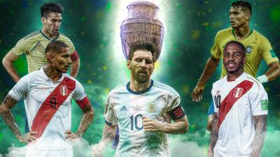 ¡Última llamada! Cracks sudamericanos buscan levantar la Copa América