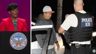 "Alcaldesa Lance Bottoms: Se le ""cerraron las puertas a ICE"" en Atlanta"
