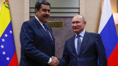 La apuesta de Putin en Venezuela para que Rusia sea 'great again'