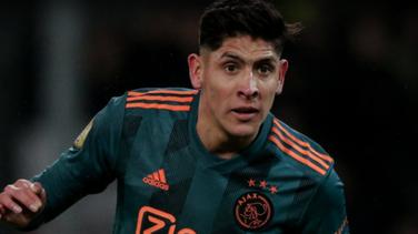 Con Edson Álvarez de titular, el Ajax goleó al Utrecht