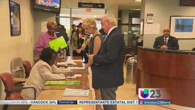 Análisis: resultados de las primarias en Florida