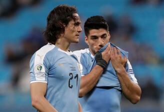 En fotos: Uruguay y Japón brindan un gran encuentro, pero reparten los puntos