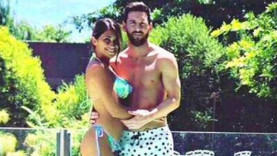 Peralta, Beckham, Ronaldo, Messi, Gignac… Así viven las vacaciones los cracks del fútbol mundial
