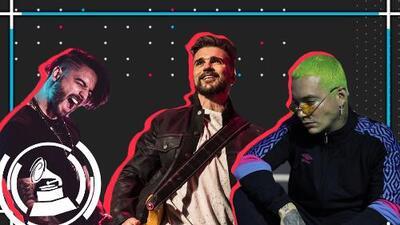 Maluma, J Balvin, Nicky Jam, Juanes, Bad Bunny… todos listos para el Latin GRAMMY 2017 y así ensayaron