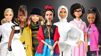 Mattel enfrenta problemas por la Barbie de Frida Kahlo