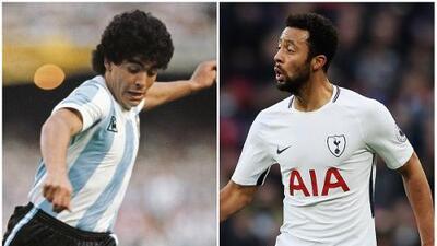 ¿Se volvió loco? Pochettino compara a Mousa Dembélé con Maradona