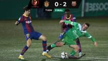 El Barça sufrió ante el Cornellá de la Segunda B pero avanzó en la Copa del Rey
