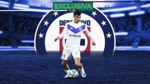 """Pablo Galdames Jr revela: """"Quiero jugar un día en Cruz Azul"""""""