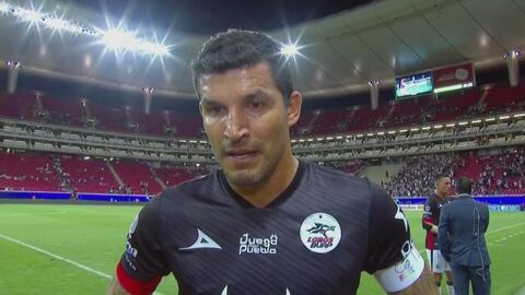 El 'Maza' Rodríguez le envió un consejo a Chivas: ''Hay que trabajar para sacar esto adelante''