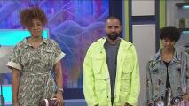 Carla Cortijo presenta su línea de ropa