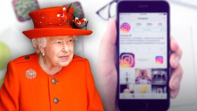 Se busca experto en redes sociales... para la reina Isabel II (aún pagan mal pero dan almuerzo y gym gratis)
