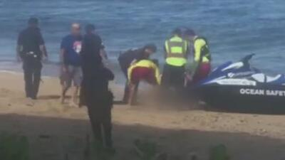 Tragedia en Hawái: hombre de 65 años es la primera víctima fatal de un ataque de tiburón en EEUU este 2019