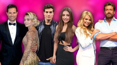 Michelle Renaud, Danilo Carrera y otras celebridades que quisieron mantener su secreto de amor
