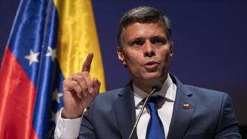"""Desde su exilio en España, Leopoldo López tilda de """"asesino"""" a Nicolás Maduro y promete libertad para Venezuela"""