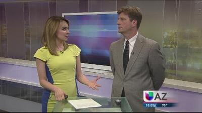 Alcalde de Phoenix reacciona al perdón a Joe Arpaio