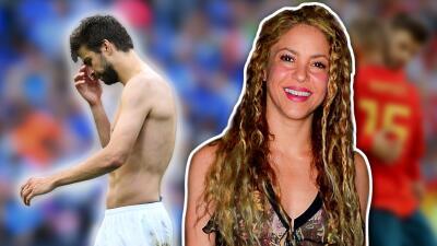 Shakira envía emotivo mensaje a Piqué tras su salida de la Selección española