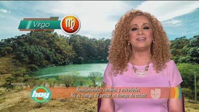 Mizada Virgo 12 de junio de 2017