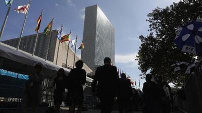 Crisis en Venezuela y cambio climático, temas clave en reuniones del primer día de la Asamblea General de la ONU