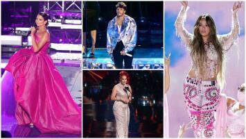El veredicto de la moda: Jomari Goyso nos dicen quiénes fueron los mejor vestidos de los Latin GRAMMY 2020