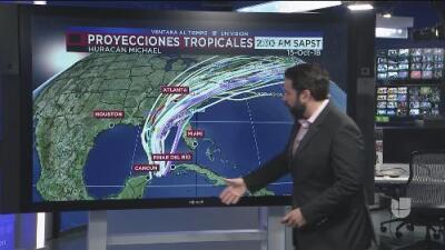 ¿Nos esperan más lluvias en San Antonio?
