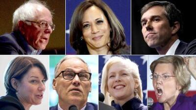 ¿Cuánto dinero ganaron y cuánto pagaron en impuestos estos candidatos presidenciales? Míralo en estos 4 gráficos