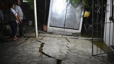 Reportan muertos en México por terremoto de magnitud 8.2, el más fuerte en 100 años