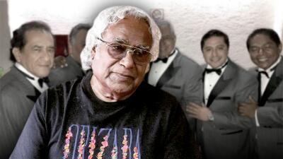Muere Pepe Bustos, fundador de la original banda La Sonora Santanera