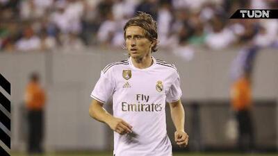 """Modric: """"Ojalá Bale se queda esta temporada y las siguientes"""" ."""