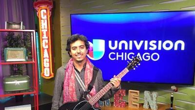 Felicidades al Ganador de la Guitarra de Maná