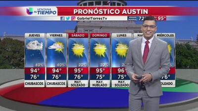 Cielos despejados para este miércoles en Austin