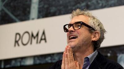 """Alfonso Cuarón: """"Extraño de donde soy y de donde vengo"""""""